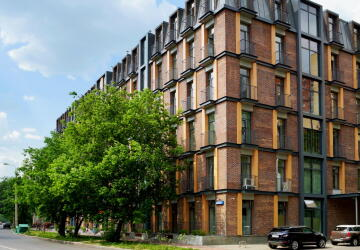 2-комнатные квартиры в ЖК Berzarina 12 (Берзарина, 12)