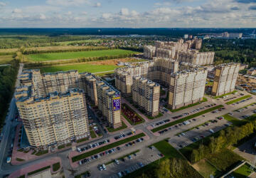 3-комнатные квартиры в ЖК Новое Пушкино, Пушкино