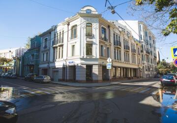4-комнатные квартиры в ЖК Плотникоff