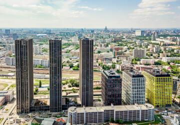 3-комнатные квартиры в ЖК Савеловский Сити