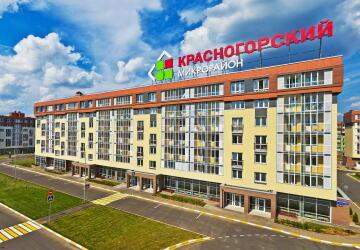 3-комнатные квартиры в ЖК Красногорский, Нахабино