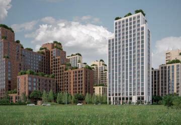 Купить квартиру в ЖК City Park (Сити Парк)