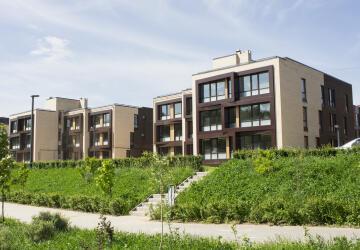 1-комнатные квартиры в ЖК Андерсен