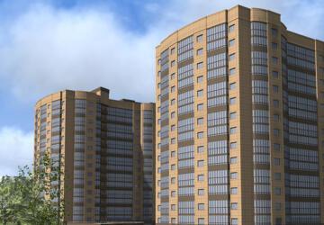 1-комнатные квартиры в ЖК Санрайс (Воскресенский парк), Воскресенское