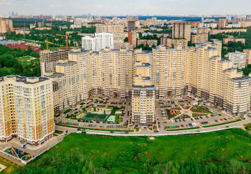 Купить квартиру в ЖК Одинбург от частных лиц и агентств