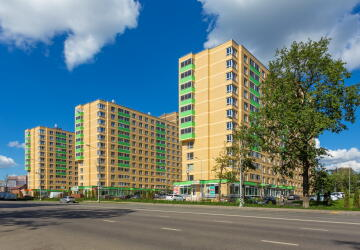2-комнатные квартиры в ЖК Зеленая линия, Коммунарка