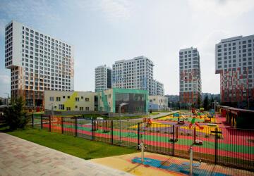 Квартиры-студии в ЖК River Park (Ривер Парк)