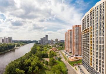 Купить квартиру в ЖК на Ленинском проспекте