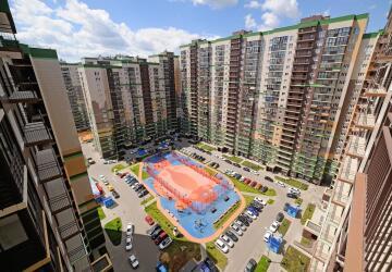 3-комнатные квартиры в ЖК Новое Тушино, Путилково