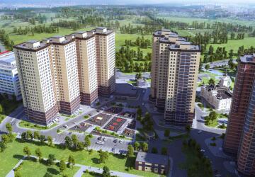 2-комнатные квартиры в ЖК Молодежный, Красногорск
