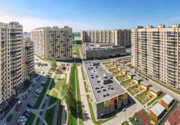 3-комнатные квартиры в ЖК Новое Медведково