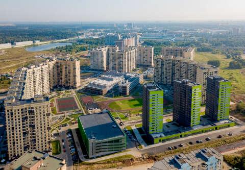 ЖК «Новое Медведково». Квартиры от 2,9 млн руб. Ипотека 5,9%.