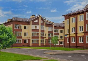 3-комнатные квартиры в ЖК Павловский квартал, Исаково
