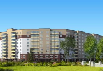 2-комнатные квартиры в ЖК На семи холмах, Клин