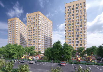 1-комнатные квартиры в ЖК River Park (Ривер Парк)