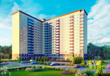 3-комнатные квартиры в ЖК Дом на Ярославском шоссе, Сергиев Посад