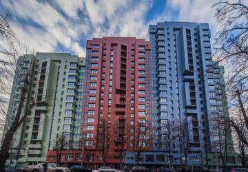 1-комнатные квартиры в ЖК на Циолковского