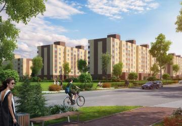 2-комнатные квартиры в ЖК Гальчино
