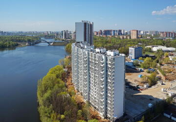 2-комнатные квартиры в ЖК Маяк, Химки