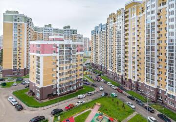 2-комнатные квартиры в ЖК Видный берег, Сапроново