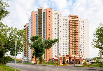 3-комнатные квартиры в ЖК Яуза Парк