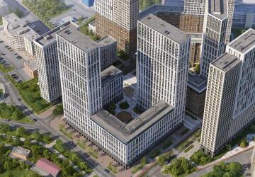 3-комнатные квартиры в ЖК ILOVE (Ай лав)
