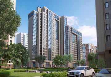 3-комнатные квартиры в ЖК Квартал 38А