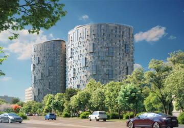 1-комнатные квартиры в ЖК Нахимов