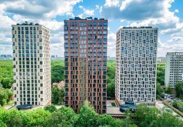 4-комнатные квартиры в ЖК PerovSky (Перовский)