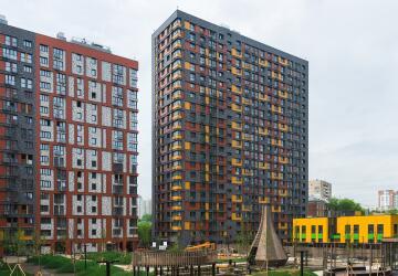 4-комнатные квартиры в ЖК КутузовGrad I (Петра Алексеева, 12А)
