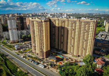 2-комнатные квартиры в ЖК Союзный, Одинцово