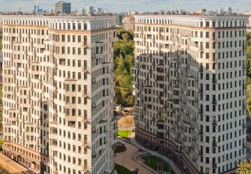 4-комнатные квартиры в ЖК Лефорт