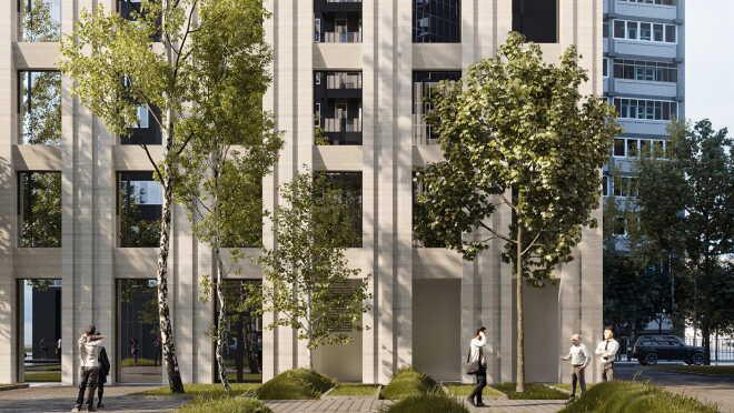 ЖК Dialog на Большой Спасской – Скидка 5% Камерные дома на 210 квартир