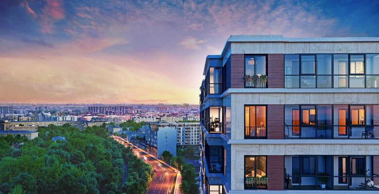 2-комнатные квартиры в ЖК Квартал Che (Квартал Че)