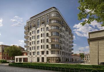 2-комнатные квартиры в ЖК Октавия