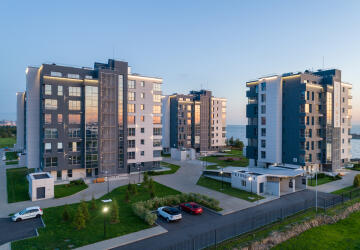 2-комнатные квартиры в ЖК Лахта Плаза