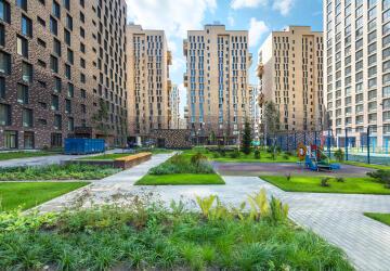 1-комнатные квартиры в ЖК Хорошевский
