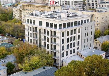 3-комнатные квартиры в ЖК На Малой Никитской