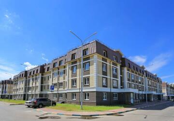 3-комнатные квартиры в ЖК Театральный парк