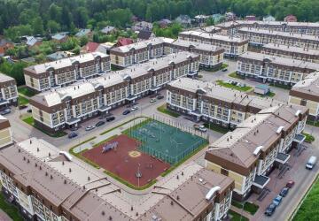2-комнатные квартиры в ЖК Театральный парк, Королёв