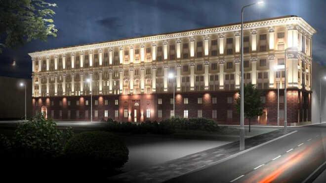 ЖК The House on Sadovaya (Дом на Большой Садовой)