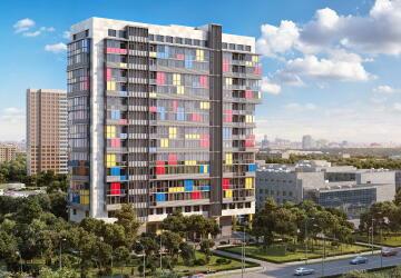 1-комнатные квартиры в ЖК На Пришвина