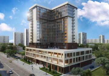4-комнатные квартиры в ЖК На Менжинского