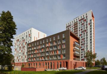 1-комнатные квартиры в ЖК Счастье на Нагатинской