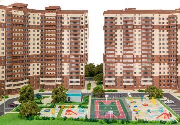 1-комнатные квартиры в ЖК Микояна, Химки