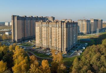 2-комнатные квартиры в ЖК Новоград Павлино