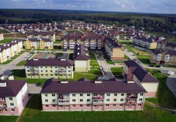 2-комнатные квартиры в ЖК Новое Ступино, Верзилово