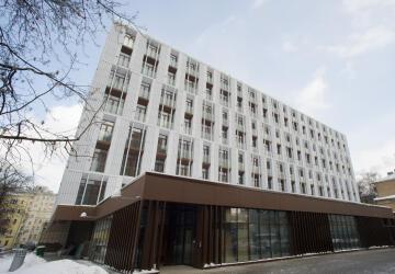 Купить вторичную квартиру в ЖК на Сретенке от Smolenka Estate (вторичный рынок)