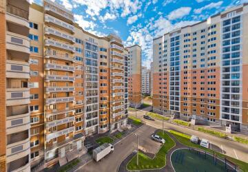 3-комнатные квартиры в ЖК Восточный, Звенигород