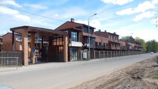 Коттеджный поселок Николино